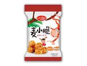 乐氏食品麦小脆谷物丸子BBQ串烧味34g