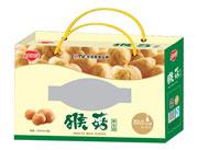 金骄阳猴菇养生奶手提礼盒