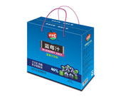 千汁汇蓝莓汁礼盒