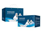 江中食品中老年生态奶