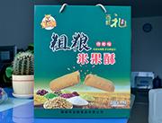 米拉熊粗�Z米果酥烤�r味�Y盒1KG