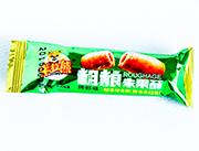 米拉熊粗�Z米果酥烤�r味