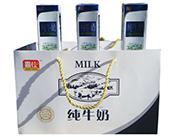 嘉仕纯牛奶礼盒装