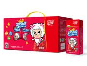 卫岗儿童乳酸菌饮品草莓味200ml×12