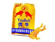 优牛氨基酸强化维生素饮料罐装