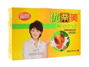蜜园优栗美枸杞味板栗植物蛋白饮料245ml×20罐