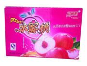 达威水蜜桃碳酸饮料320ml×24罐