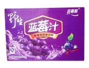 达威野生蓝莓汁320ml×24罐