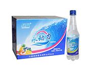 兵盈水动力盐汽水菠萝味550mlX15瓶