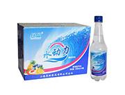 兵盈水动力盐汽水蓝莓味550mlX15瓶