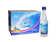 兵盈水动力柠檬味盐汽水550mlX15瓶