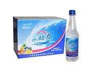 泉林水动力水蜜桃味盐汽水550mlX15瓶