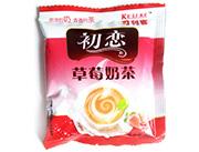 可利客初恋草莓奶茶一元包