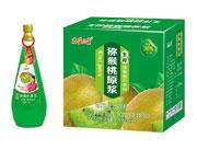 鑫益品堂生榨猕猴桃汁饮料1.5L