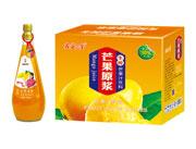 鑫益品堂生榨芒果汁饮料828ml