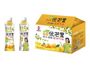 鑫益品堂原榨优芒果汁500ml×15瓶
