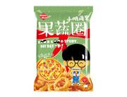 小明同学果蔬圈(果蔬披萨味)60g