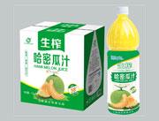 佰��生榨哈密瓜汁1.5L×6瓶