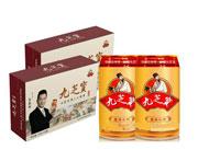九芝宝纯天然植物饮料解酒饮料310mlx24罐