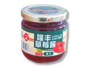 隆�S草莓�u罐�^300g