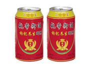 乾帝御酒枸杞养生啤酒330ml