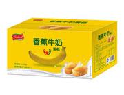 开口福香蕉牛奶蛋糕箱装