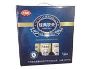今初元经典牧业发酵型乳味饮品礼盒