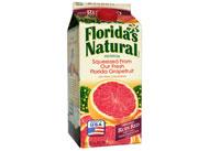 佛罗里达纯红葡萄柚汁