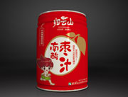 �w云山248ml罐�b南酸��汁