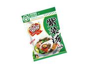 欢乐禧禧紫菜汤排骨味62g