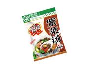 欢乐禧禧紫菜汤香菇味62g