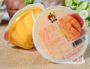 金茂昌320克芒果味优酪布丁