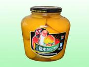 奥胜糖水黄金桃罐头1250g