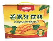 ��力芒果汁�料278ml×12罐