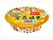 园森太金菇脆笋罐头158g