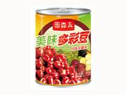 园森太美味多彩什锦豆罐头850g