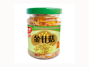 乐隆隆金针菇罐头