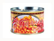 香焖茄汁黄豆罐头184g