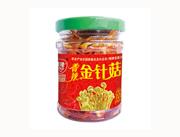 乐隆隆香辣金针菇罐头