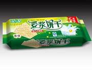 北方绿人豆浆饼干原味120g
