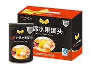 圣煊食品黄桃罐头