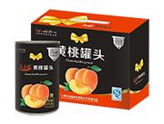 圣煊食品什锦水果罐头