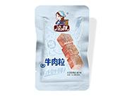 凌妹牛肉粒酱汁味21克