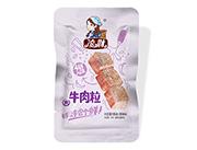 凌妹牛肉粒香辣味21克