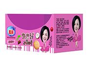 盖能蔓越莓味甄世好小资曲奇饼干40g×20袋