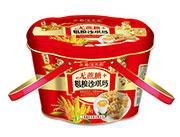 上海谷悦园无蔗糖+粗粮沙琪玛718g