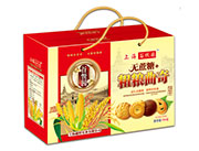 上海谷悦园无蔗糖+粗粮曲奇饼干768g