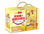 上海谷悦园无蔗糖+粗粮沙琪玛668g