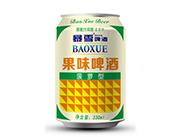 易拉罐菠萝啤330ml