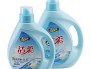 辣木籽油+六效呵护+抑菌配方洗衣液